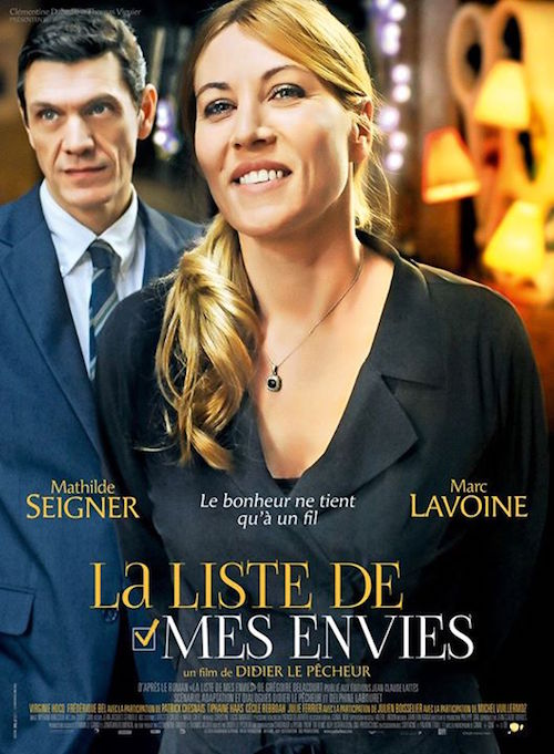MyfrenchLife™ - french film review - la liste de mes envies