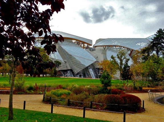 MyfrenchLife™ - Paris - Louis vuitton foundation