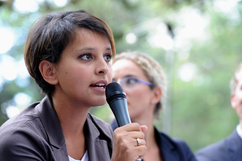 MyFrenchLife™ suffragettes Najat Vallaud-Belkacem