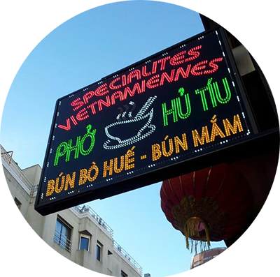 Ngoc Xuyen Saigon - Lunch in Paris - MyFrenchLife™
