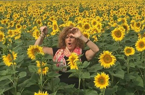 MyFrenchLife™ – MyFrenchLife.org – Nicole Ress – Guided tours of France – WalktheFrenchTalk – sunflowers
