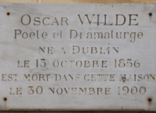 MyFrenchLife™ - MyFrenchLife.org – Oscar Wilde: courting controversy in life, love, and death – down and out in Paris