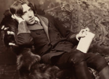 MyFrenchLife™ - MyFrenchLife.org – Oscar Wilde: hidden Francophilia revealed – the Parisian dream - Oscar Wilde reclining