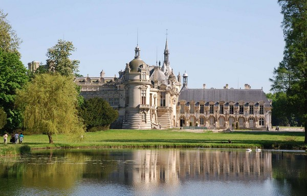 MyFrenchLife™ – MyFrenchLife.org – discover Domaine de Chantilly – day trips from Paris – Chantilly guide – Picardy – Chantilly castle
