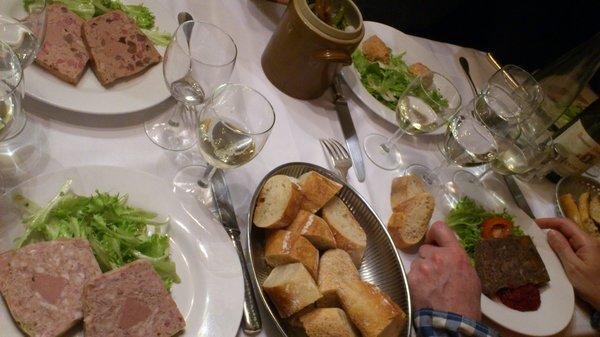 MyFrenchLife™ - lunch options in Paris - A la Biche au Bois