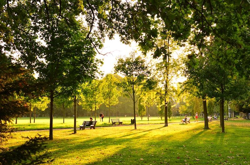 Parc de la Tete d'Or Lyon City guide France MyFrenchLife