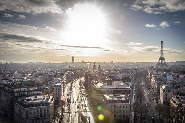 MyFrenchLife™ - Paris in December - Paris