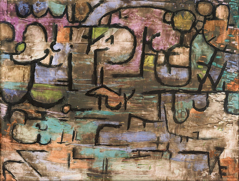 MyFrenchLife™-Paris in April-Paul Klee