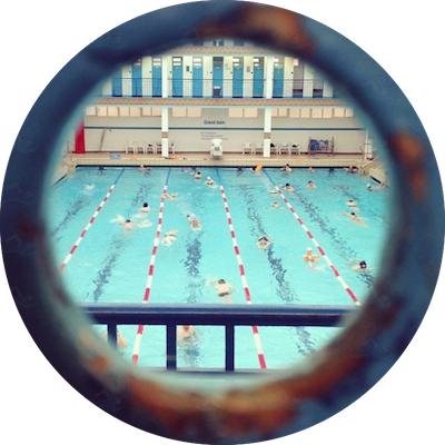 Piscine Pontoise - Swimming in Paris 5
