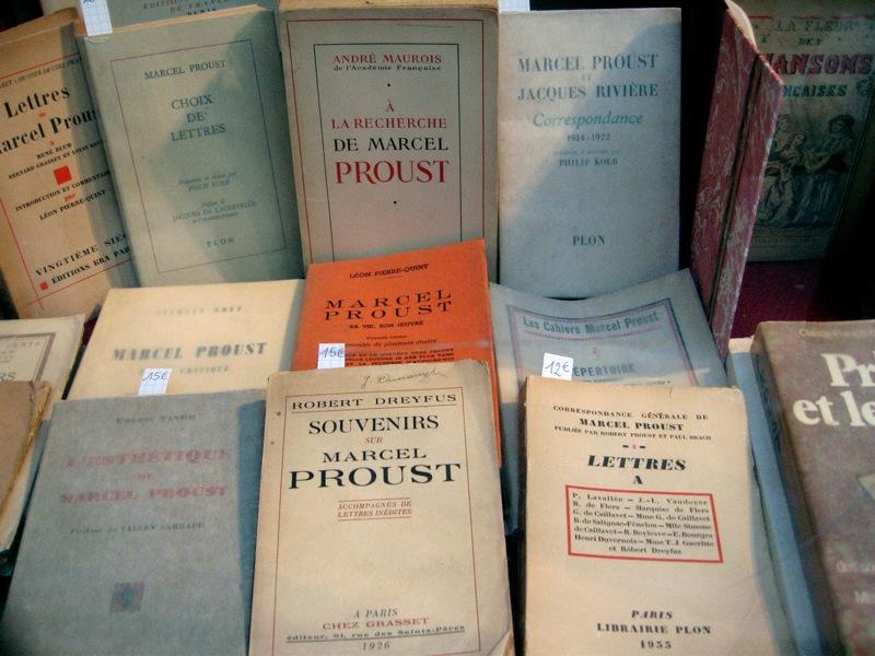 MyFrenchLife™ – MyFrenchLife.org – Marcel Proust – books
