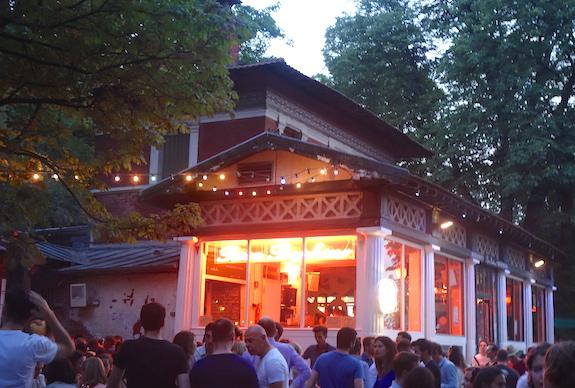 MyFrenchLife™ - Summer in Paris - Guinguette Rosa Bonheur