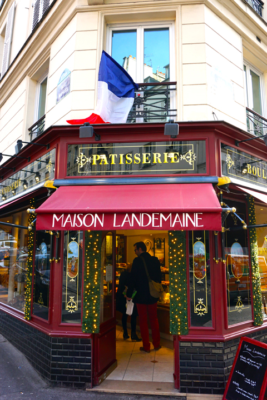 MyFrenchLife™ - Rue des Martyrs - The Only Street in Paris - Richard Nahem - Patisserie