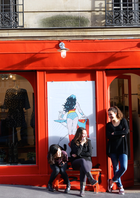 MyFrenchLife™ - Rue des Martyrs - The Only Street in Paris