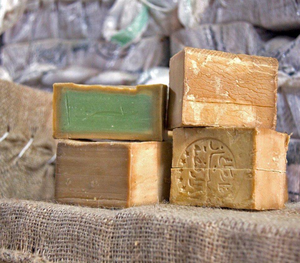 MyFrenchLife™ – MyFrenchLife.org - Aleppo soap - Al-Bara soap - Zeina - Syria - artisanal soap - Syrian refugee - Aleppo - Savon