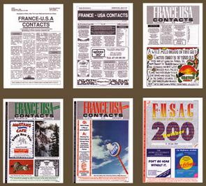MyFrenchLife™ - FUSAC - old FUSAC editions
