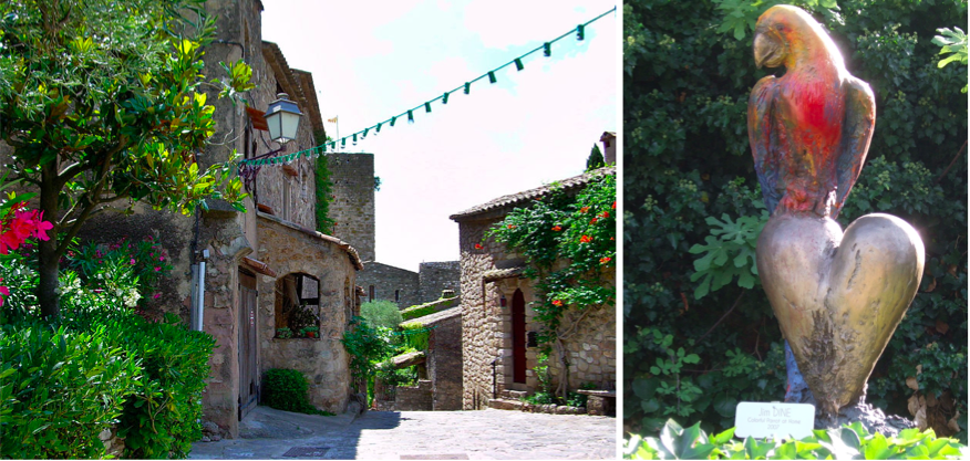 MyFrenchLife™ - MyFrenchLife.org - Exploring Provence - Jan Leishman - Les Arcs - streets