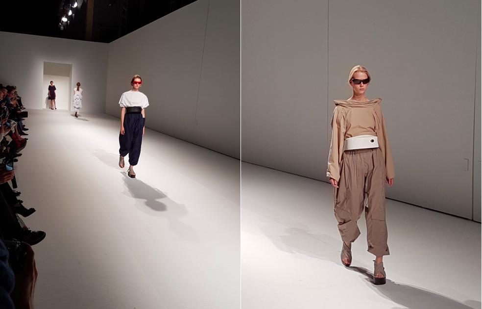 MyFrenchLife™ – myfrenchlife.org – Paris fashion week – Cynthia Karena – Hussein Chalayan