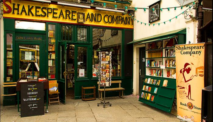MyFrenchLife™ - MyFrenchLife.org - Irish Paris - Shakespeare & Co bookshop