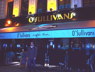 MyFrenchLife™ - MyFrenchLife.org - Irish Paris - Irish bar - O'Sullivans cafe bar