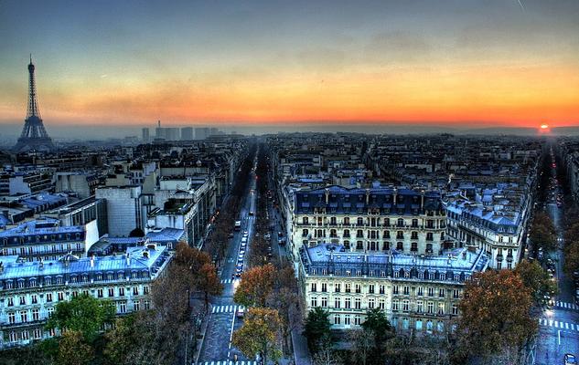 MyFrenchLife™ - MyFrenchLife.org - Irish Paris - Paris view