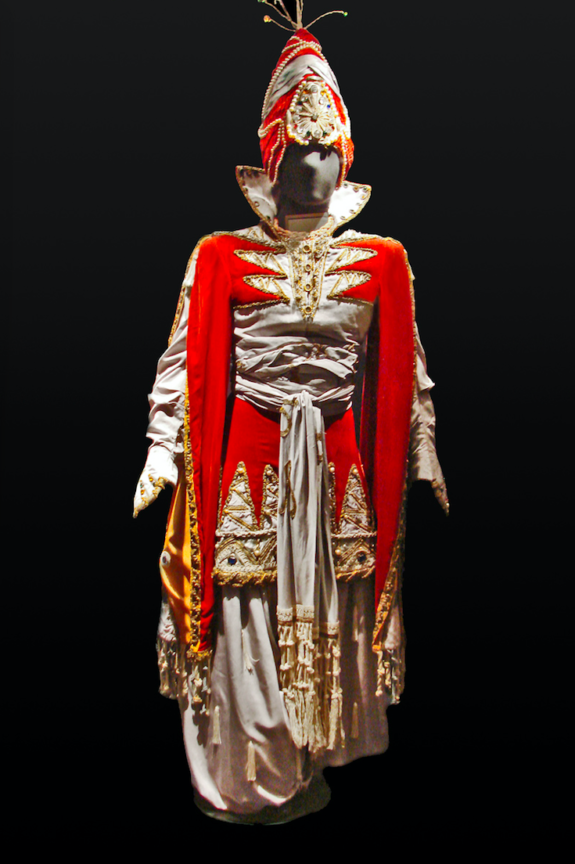 MyFrenchLife™ – MyFrenchLife.org – French National Museum for Stage Costumes and Set Design - Moulins - Ballet Russe Costume