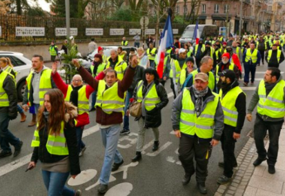 Gilets Jaunes: reflections on the revolution in France*