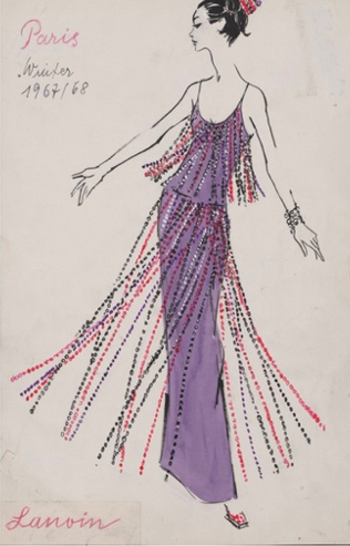 Jeanne Lanvin the pioneer: French fashion, beauty, and lifestyle
