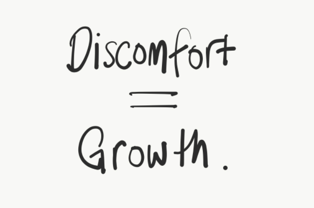 Discomfort: the key to improving your French