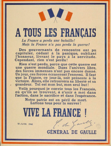 Charles de Gaulle: Part 1 - Fractious allies