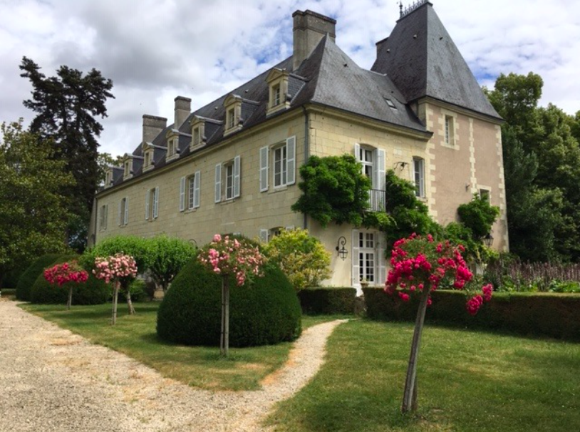 Interview: Grahame Elliott - creative writing in Paris and the Loire Valley Chateau de Détilly