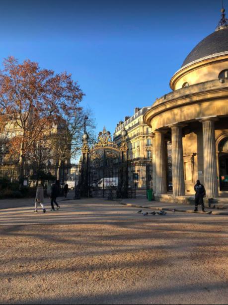 Square de Batignolles