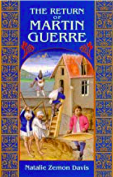 Book Review: The Return of Martin Guerre by Natalie Zemon Davis -   Bethany Keats - MyFrenchLife.org