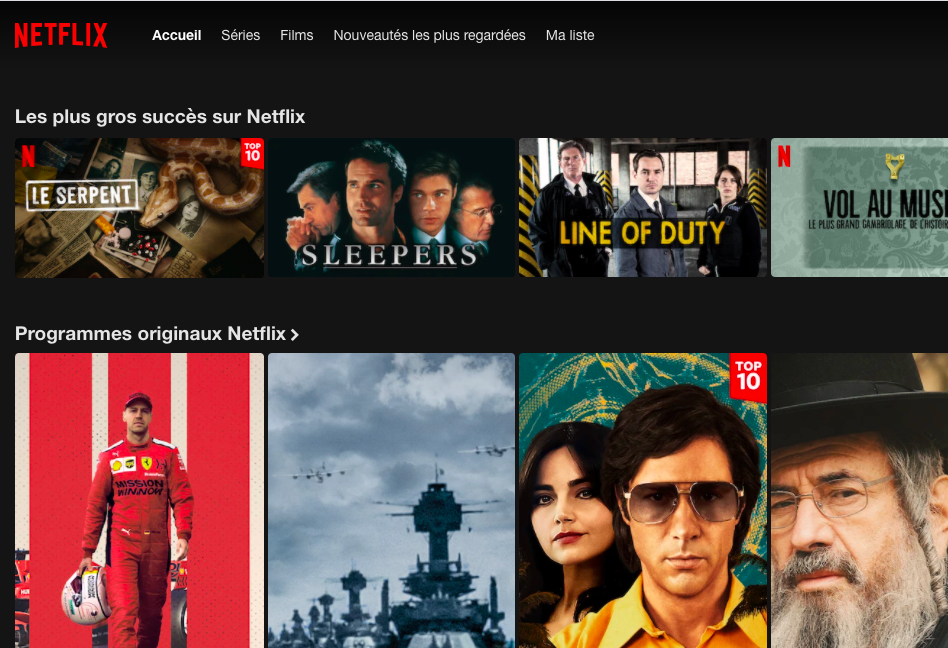 How to Improve French -  3 Hacks for the Time Poor - Netflix - MyFrenchLife.org