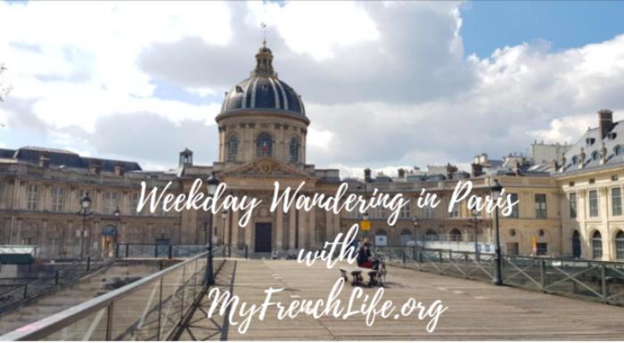 Pilgrimages: Paris as a myriad of pilgrimages