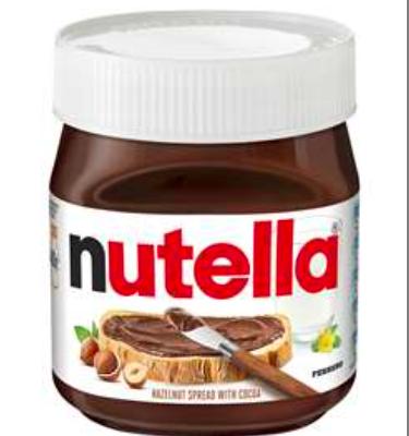 Peanut Butter versus Nutella