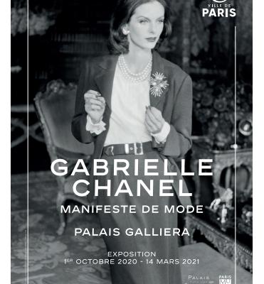 Gabrielle Chanel - Manifeste De Mode: virtual visit MyFrenchLife.org