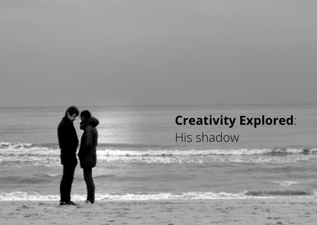 Creativity Explored: his shadow by Christian Krumb - Paris - France - Photography by Ron Fox - MyFrenchLife.org