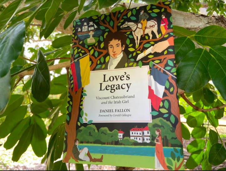 Book review: Love's Legacy by Daniel Fallon - MyFrenchLife.org