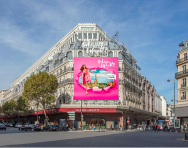 MyFrenchLife™ – MyFrenchLife.org - Gender equality: French women speak up too - street stalking - Galeries Lafayette
