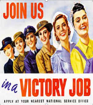 MyFrenchLife™ – MyFrenchLife.org - Great War - World War I - Recruiting women
