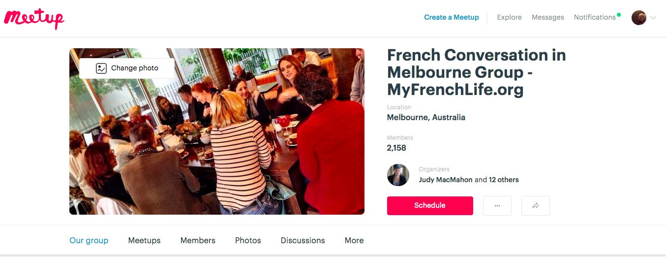 MyFrenchLife French conversation