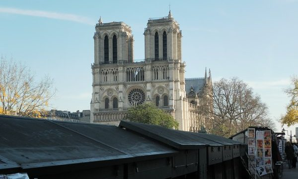 Stephanie Williamson - MyFrenchLife - Bouqinistes - NotreDame - MyFrenchLife™