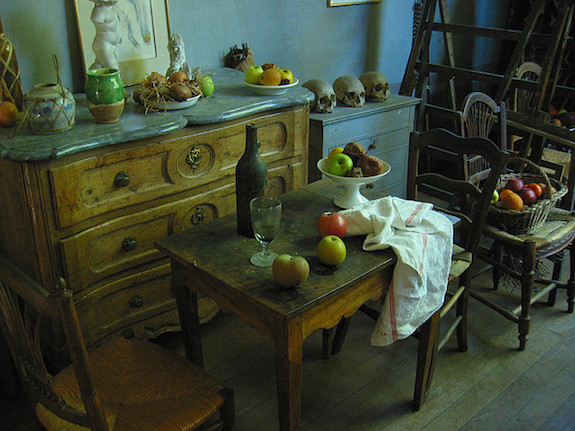 MyFrenchLife™ - Cézanne in Aix-en-Provence - Cézanne's atelier