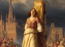MyFrenchLife™ – MyFrenchLife.org – Joan of Arc – burnt at stake