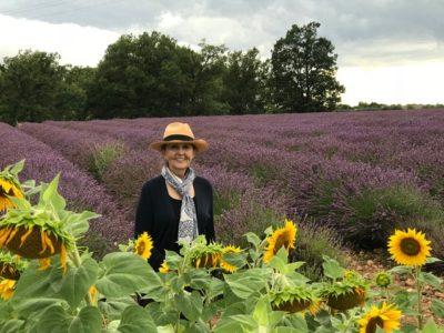 Susan Kiernan-Lewis Interview Provence