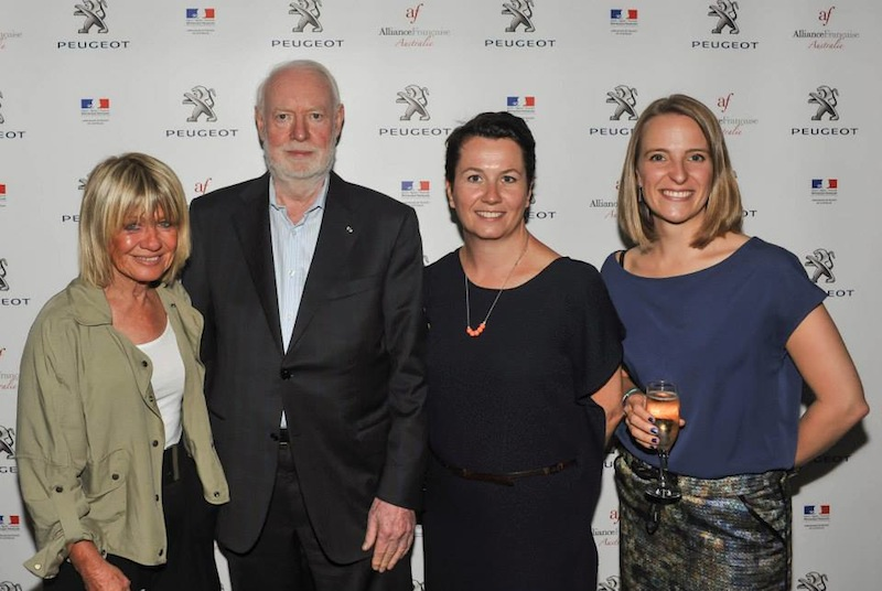 MyFrenchLife™ - French Film festival - Sydney_Media_Launch
