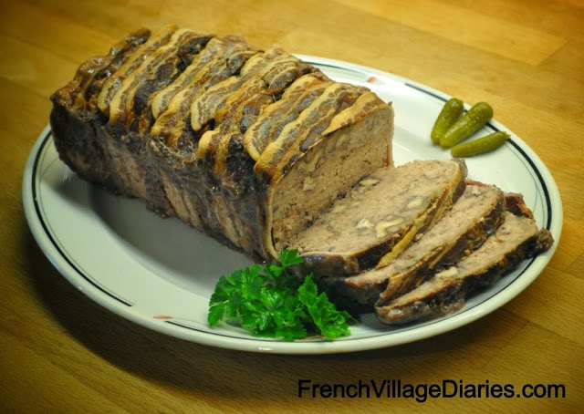 MyFrenchLife™ - MyFrenchLife.org – The French Village Diaries: a guide to traditional French recipes – Terrine de Porc