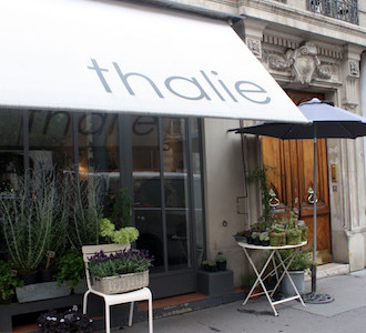 MyFrenchLife™ – MyFrenchLife.org - Paris Mosaic - Paris florists - left bank - rive gauche - thalie