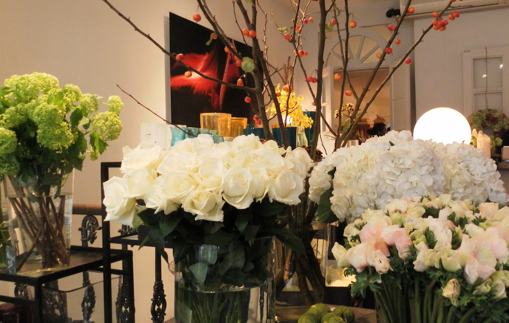 MyFrenchLife™ - florists in Paris - Thalie interior