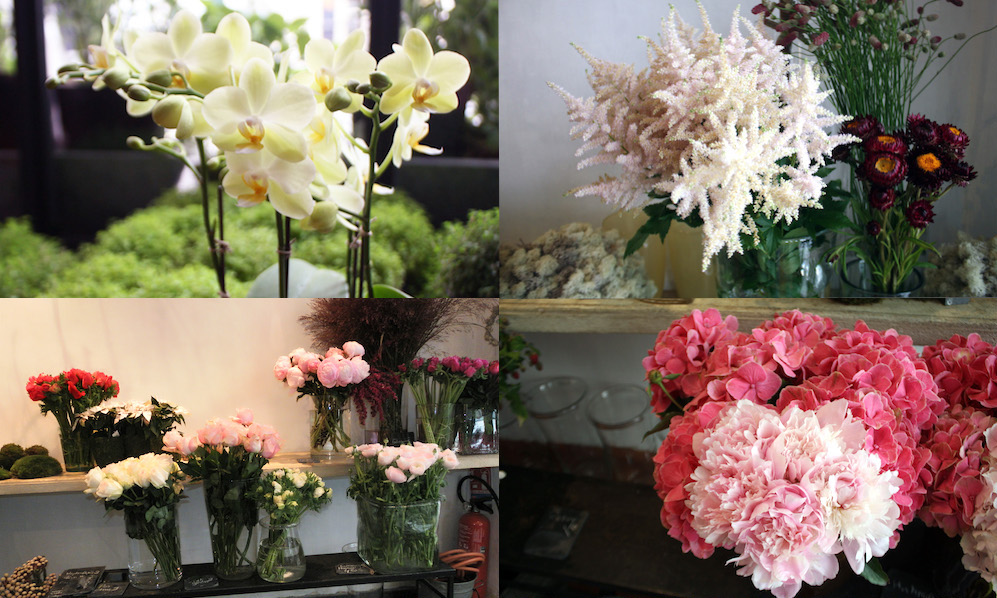 MyFrenchLife™ - florists in Paris - Thalie fleurs